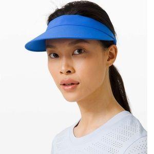 NWT Lululemon Fast Paced Visor Hat